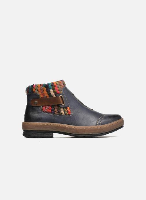 Bottines et boots Rieker Ambre Z6784 Multicolore vue derrière