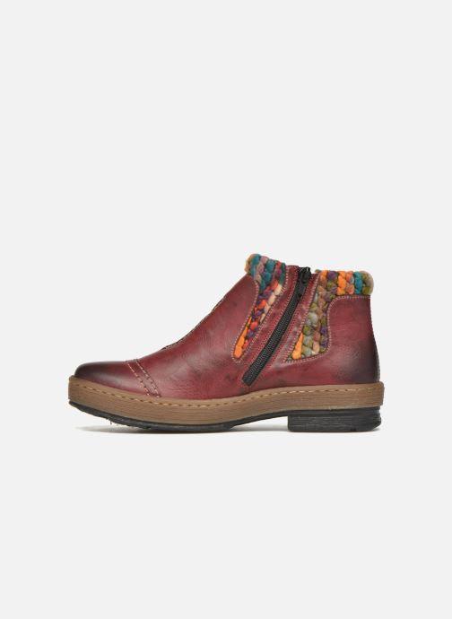Ankle boots Rieker Ambre Z6784 Multicolor front view