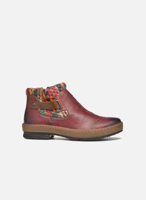 Ankle boots Rieker Ambre Z6784 Multicolor back view