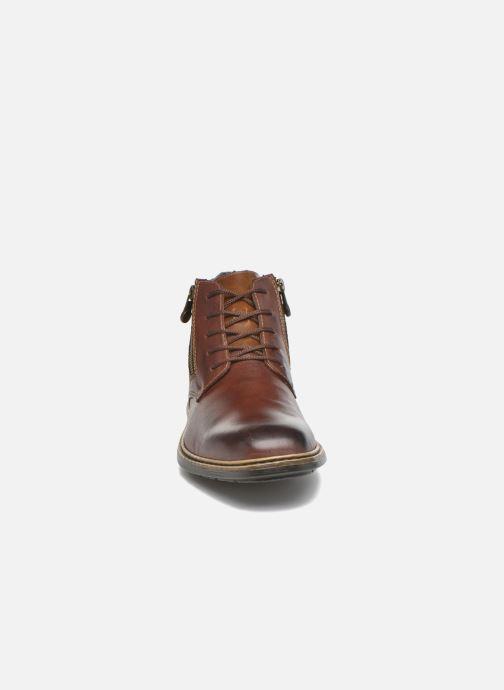 Boots en enkellaarsjes Rieker Pierre F1233 Bruin model