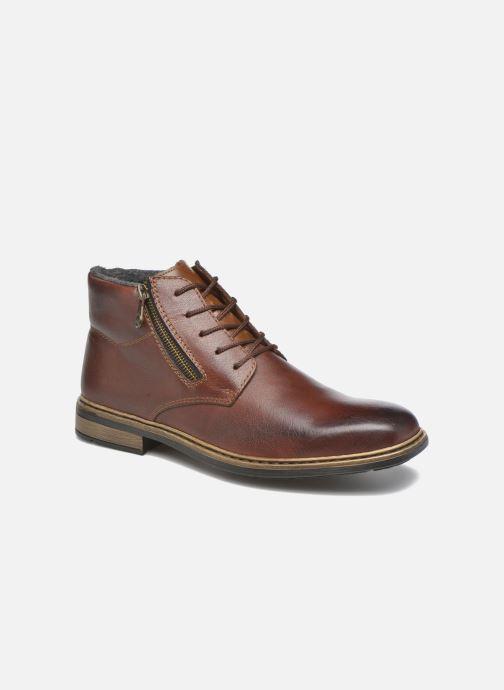 Boots en enkellaarsjes Rieker Pierre F1233 Bruin detail