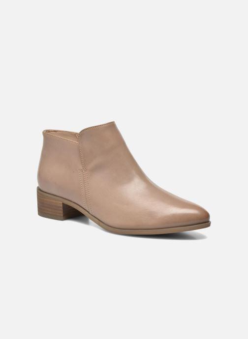 Bottines et boots Clarks Marlina Revel Beige vue détail/paire