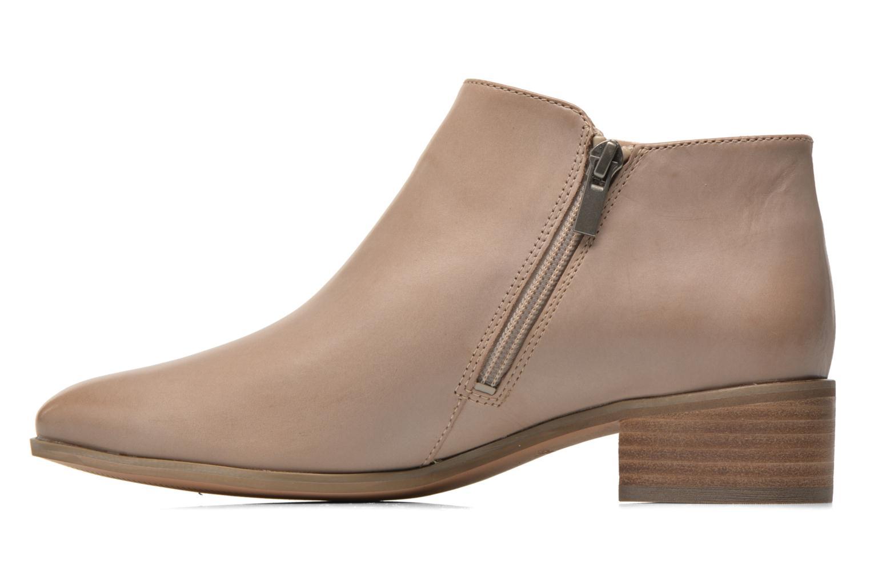 Bottines et boots Clarks Marlina Revel Beige vue face
