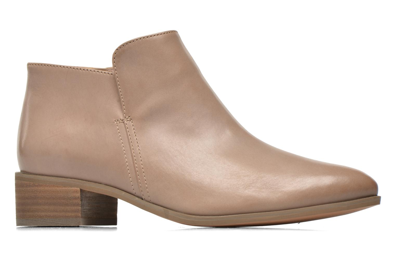 Ankle boots Clarks Marlina Revel Beige back view