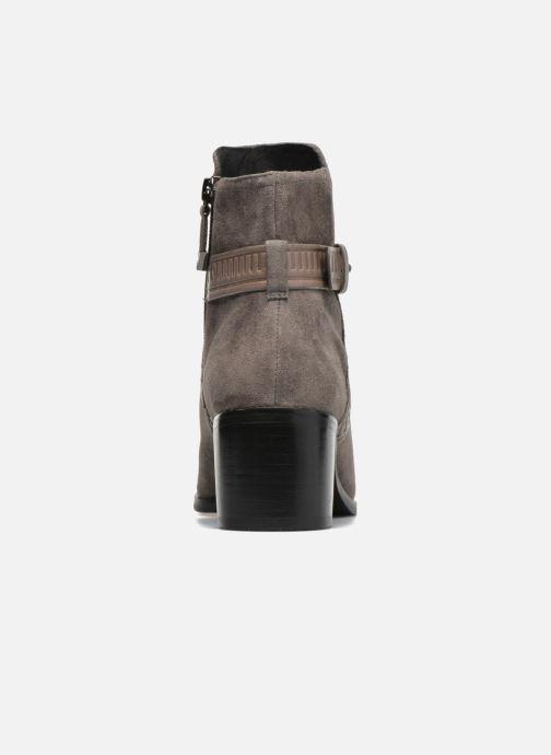 Bottines et boots What For Meyes Marron vue droite