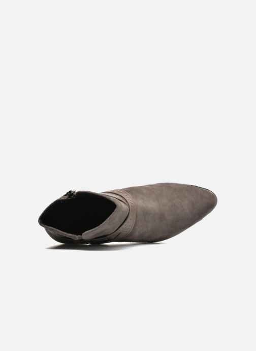 Bottines et boots What For Meyes Marron vue gauche