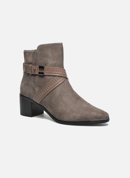 Bottines et boots What For Meyes Marron vue détail/paire