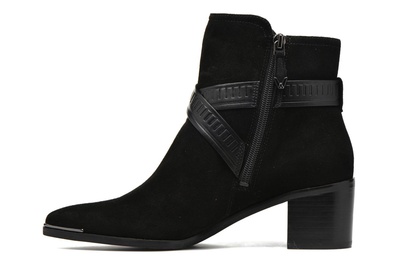 Bottines et boots What For Meyes Noir vue face