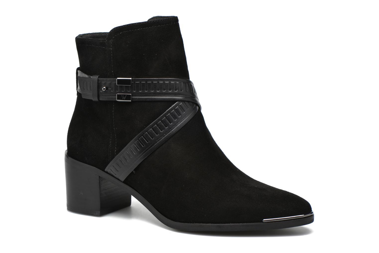 Bottines et boots What For Meyes Noir vue détail/paire