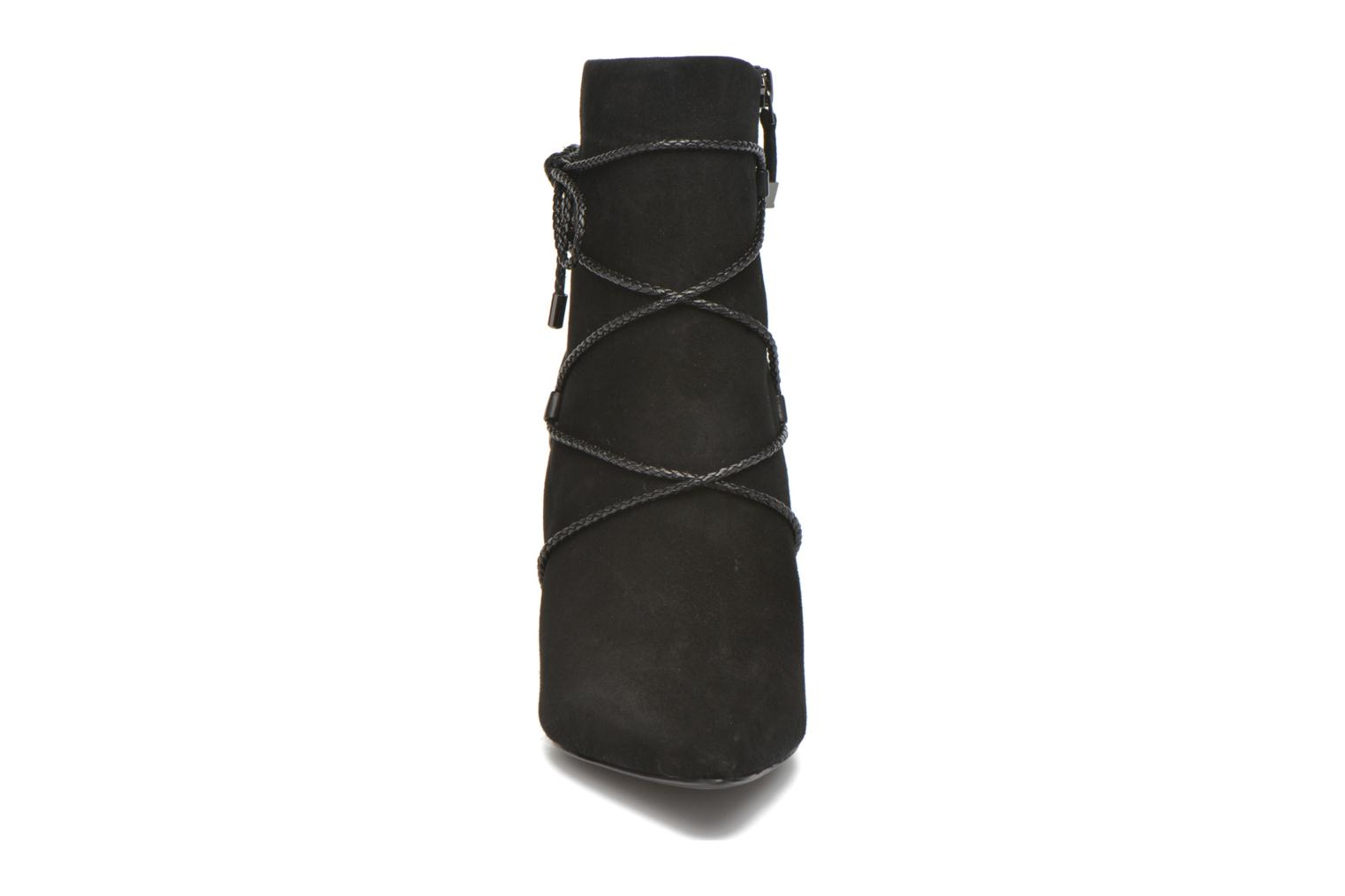 Ankle boots What For Gyle Black model view