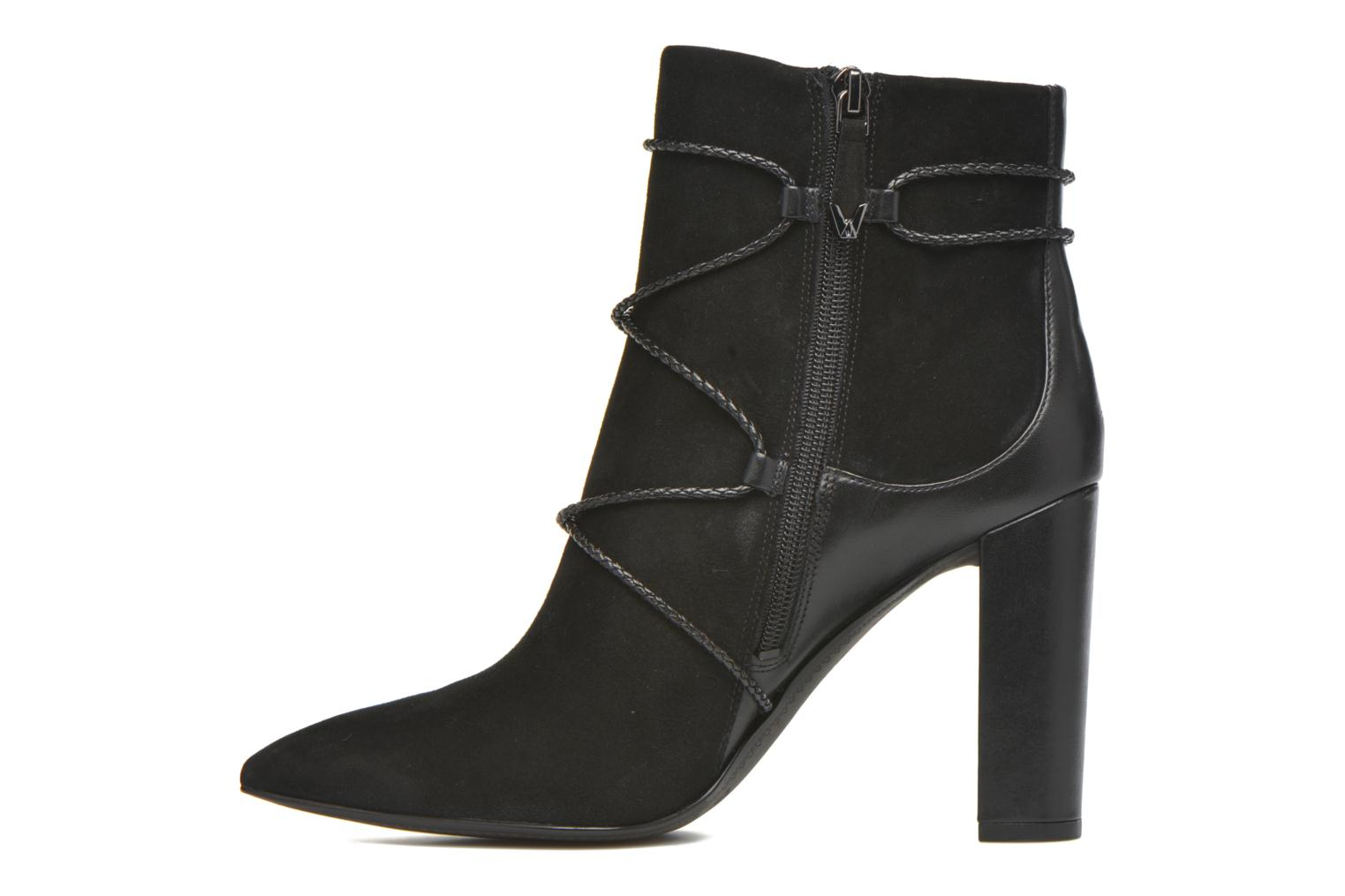 Ankle boots What For Gyle Black front view