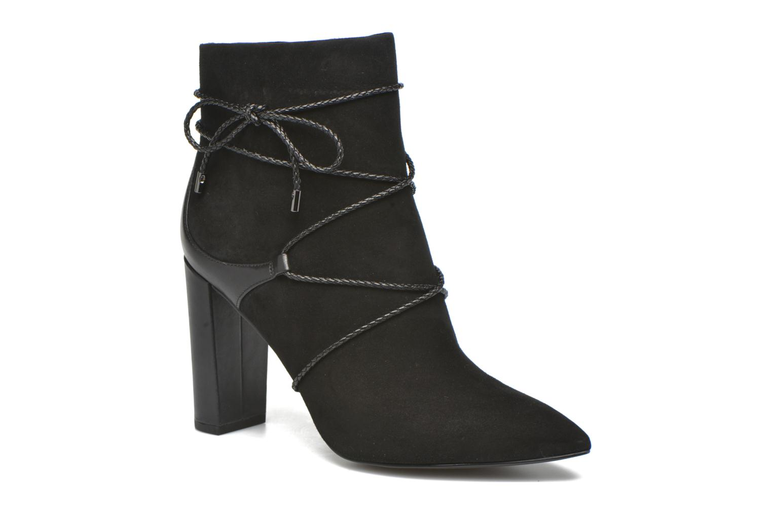 Ankle boots What For Gyle Black detailed view/ Pair view