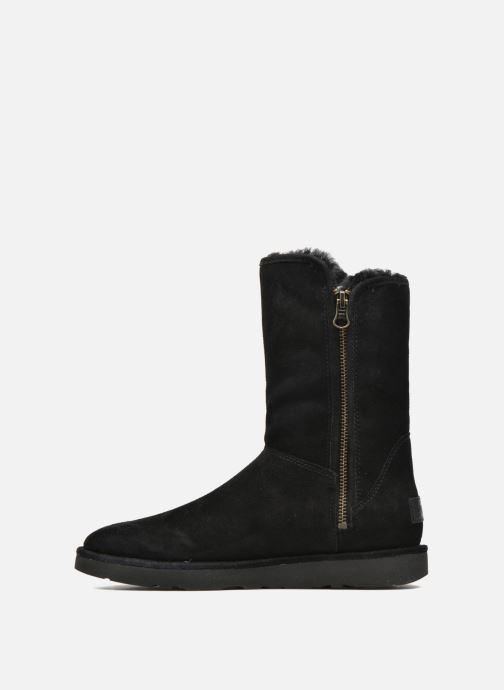 Bottines et boots UGG Abree Short II Noir vue face