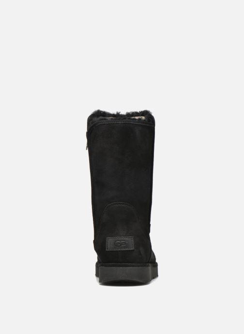 Bottines et boots UGG Abree Short II Noir vue droite