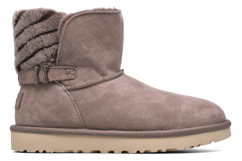 Bottines et boots UGG Adria Gris vue derrière