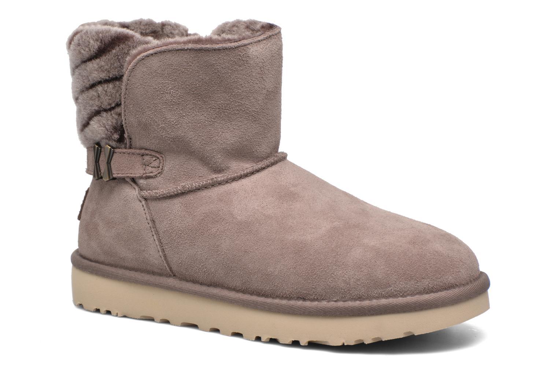 Bottines et boots UGG Adria Gris vue détail/paire