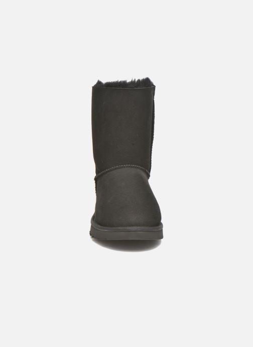 Stiefeletten & Boots UGG W Bailey Bow II schwarz schuhe getragen