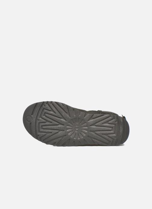 Stiefeletten & Boots UGG W Bailey Bow II schwarz ansicht von oben