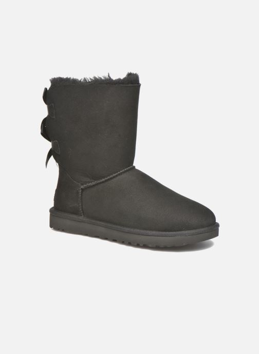 Stiefeletten & Boots UGG W Bailey Bow II schwarz detaillierte ansicht/modell