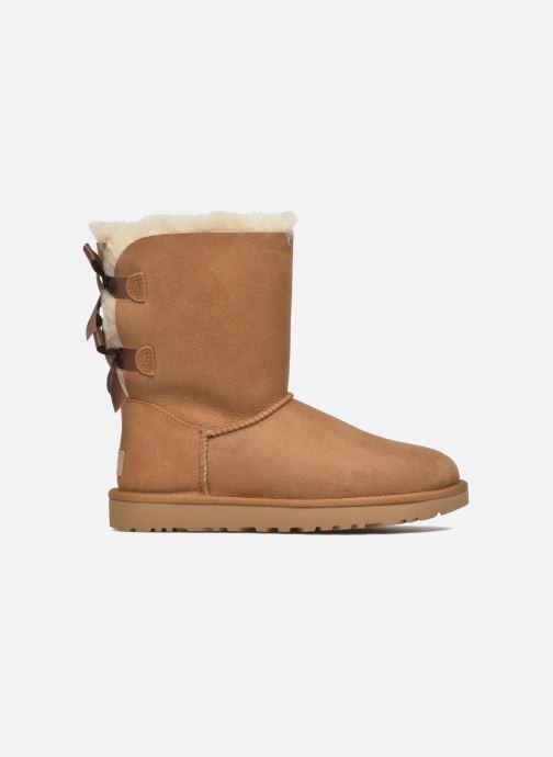 Boots en enkellaarsjes UGG W Bailey Bow II Bruin achterkant