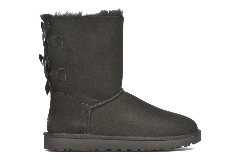 Boots en enkellaarsjes UGG Bailey Bow II Zwart achterkant