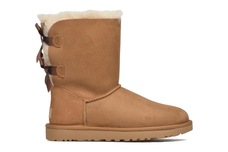 Stiefeletten & Boots UGG W Bailey Bow II braun ansicht von hinten