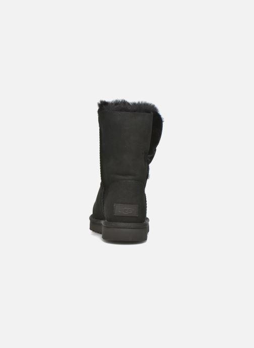 Boots en enkellaarsjes UGG W Bailey Button II Zwart rechts