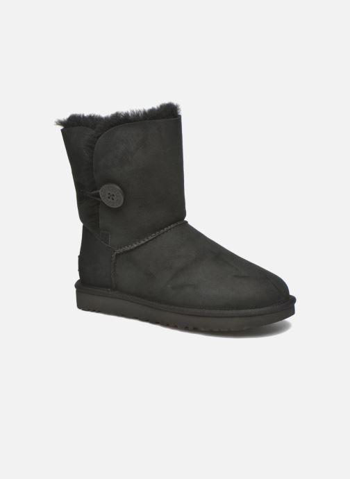 Boots en enkellaarsjes UGG W Bailey Button II Zwart detail