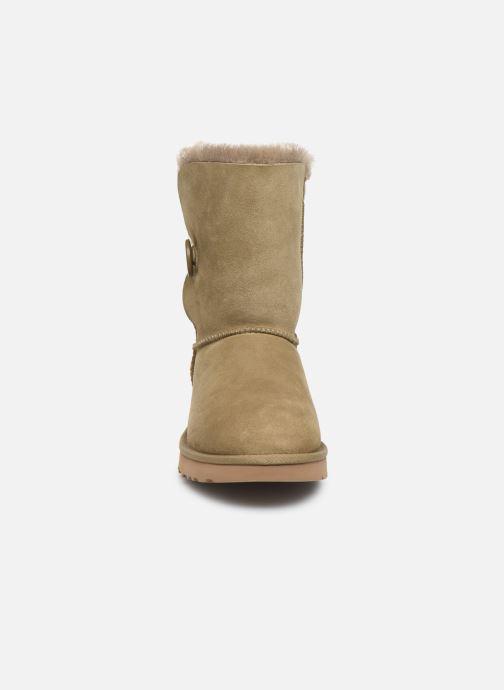 Boots en enkellaarsjes UGG W Bailey Button II Beige model