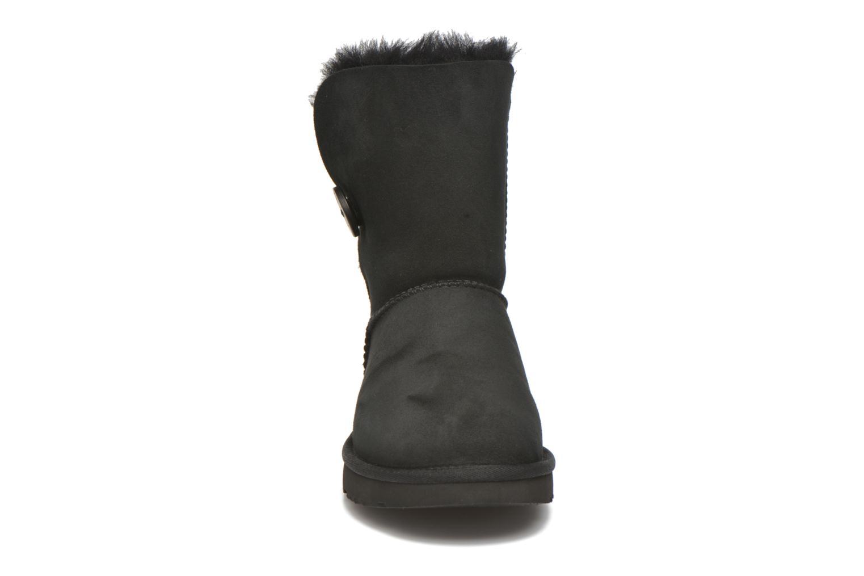 Bottines et boots UGG W Bailey Button II Noir vue portées chaussures