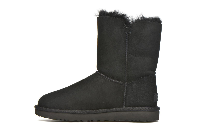 Stiefeletten & Boots UGG W Bailey Button II schwarz ansicht von vorne