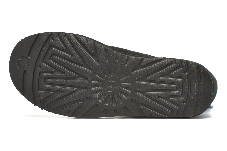 Stiefeletten & Boots UGG W Bailey Button II schwarz ansicht von oben