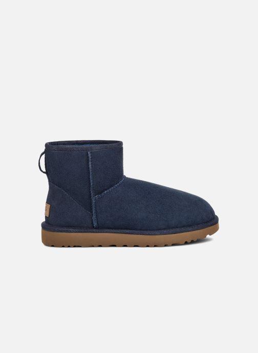 Bottines et boots UGG W Classic Mini II Bleu vue droite