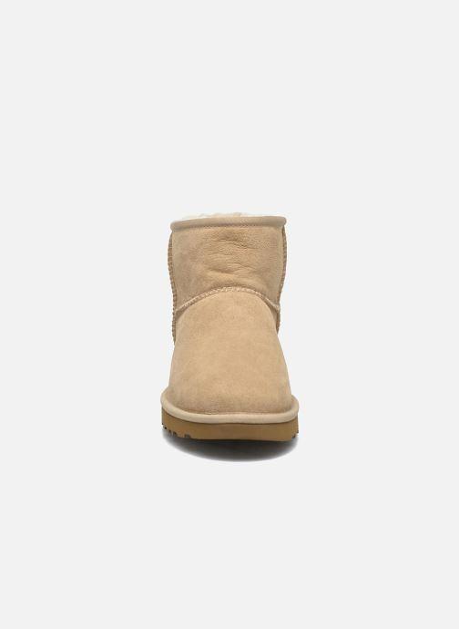 Boots en enkellaarsjes UGG W Classic Mini II Bruin model