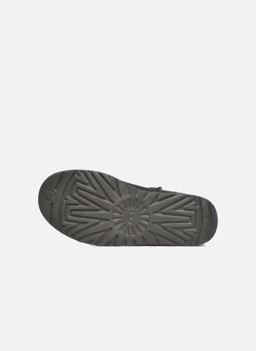 Stiefeletten & Boots UGG W Classic Short II schwarz ansicht von oben