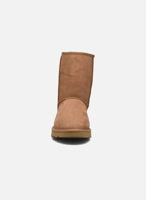 Ankle boots UGG W Classic Short II Brown model view