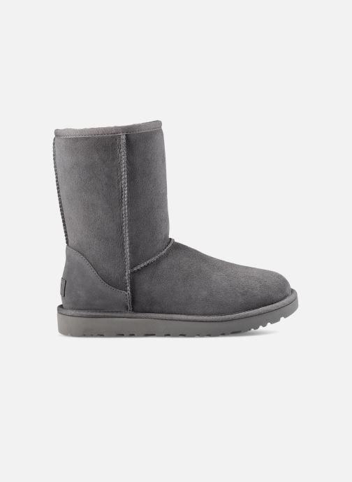 Bottines et boots UGG W Classic Short II Gris vue droite