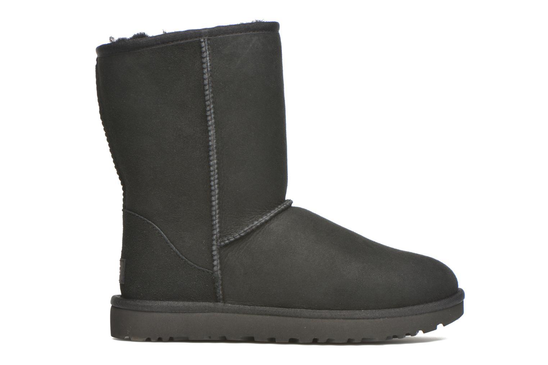 Stiefeletten & Boots UGG W Classic Short II schwarz ansicht von hinten