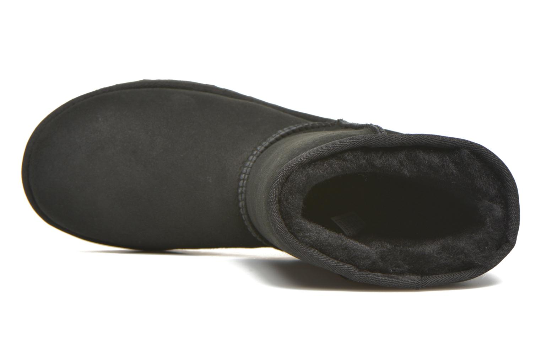 Bottines et boots UGG W Classic Short II Noir vue gauche