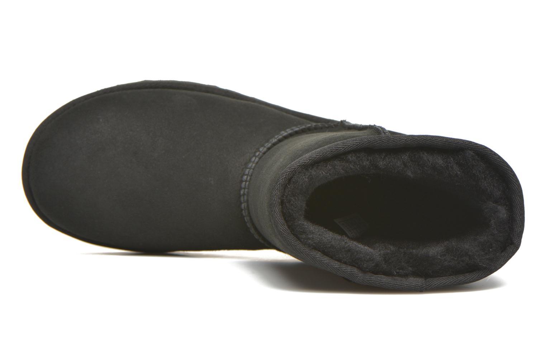 Stiefeletten & Boots UGG W Classic Short II schwarz ansicht von links