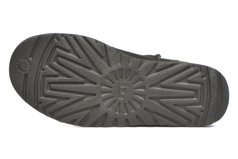 Bottines et boots UGG W Classic Short II Noir vue haut