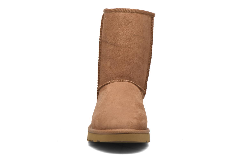 Stiefeletten & Boots UGG W Classic Short II braun schuhe getragen