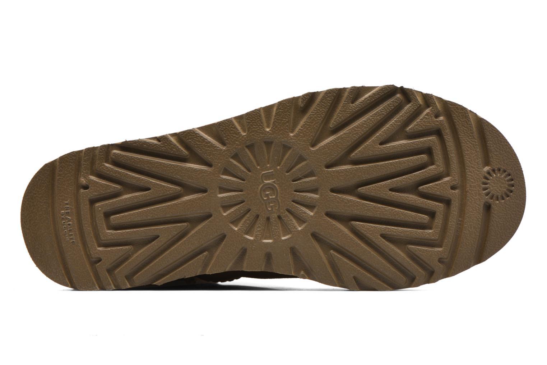 Stiefeletten & Boots UGG W Classic Short II braun ansicht von oben