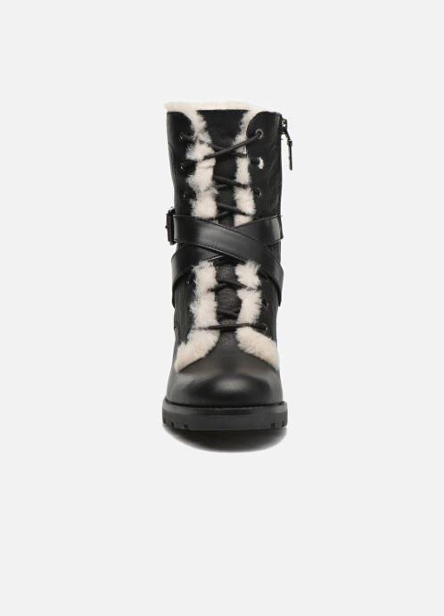 Bottines et boots UGG W Ingrid Noir vue portées chaussures