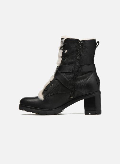 Bottines et boots UGG W Ingrid Noir vue face