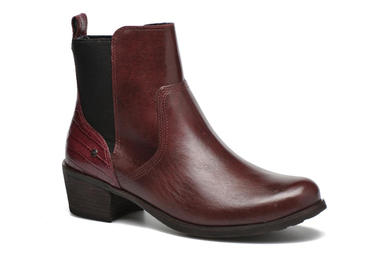 Boots en enkellaarsjes UGG W Keller Croco Rood detail