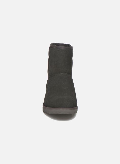 Bottines et boots UGG W Kristin Noir vue portées chaussures