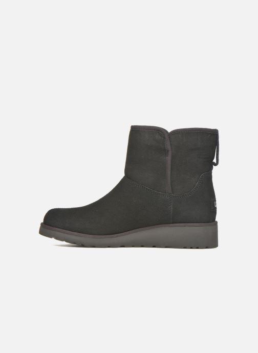 Bottines et boots UGG W Kristin Noir vue face