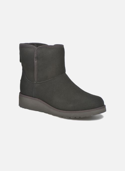 Bottines et boots UGG W Kristin Noir vue détail/paire