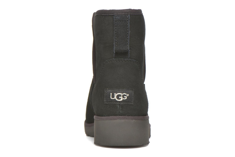 Bottines et boots UGG W Kristin Noir vue droite